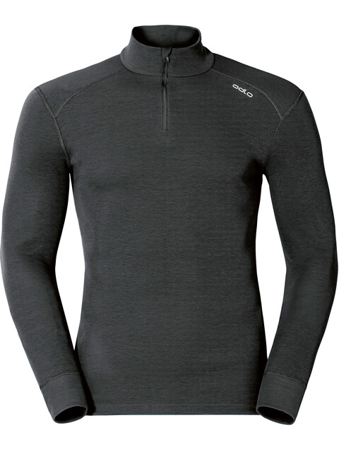 Odlo Active Originals Warm 1/2 Zip LS Shirt Men black